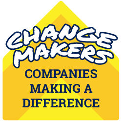 Change-Maker-Badge