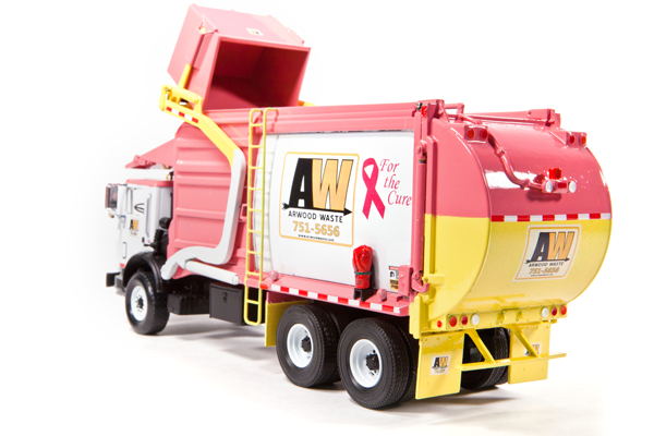 Breast Cancer Awareness - Arwood Waste - National Garbage Man Day