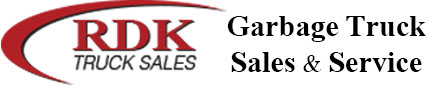 RDK Truck Sales and Service | National Garbage Man Day Sponsor
