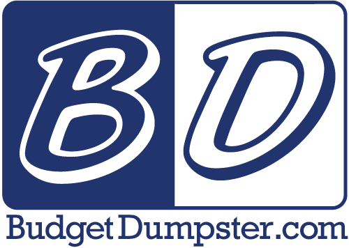 Budget Dumpster - National Garbage Man Day Sponsor