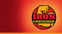 Iron Container - National Garbage Man Day Sponsor