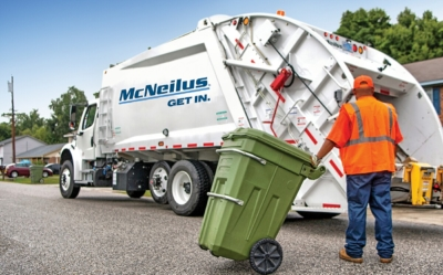 McNeilus Trucks | National Garbage Man Day Sponsor