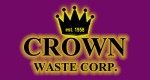 crown-waste-corp logo