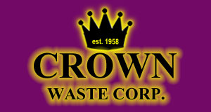 Crown Waste Corp | National Garbage Man Day Sponsors