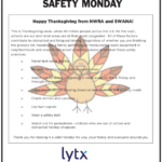 Safety Tuesday – Happy Thanksgiving!