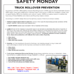 Safety Tuesday – Truck Rollover Prevention