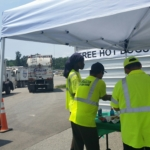 Prince William County Solid Waste Division, Honors Its Hero
