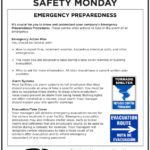 Safety Tuesday – Emergency Preparedness