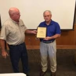 Maury County Solid Waste Director Mike Sweeney – Solid Waste Director of the Year