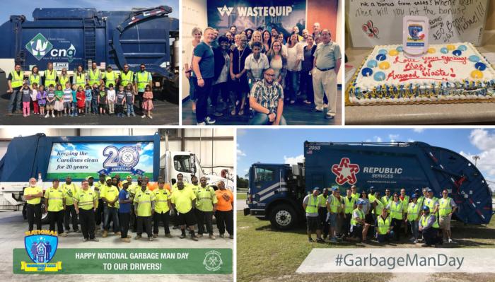 How Will Your Company Celebrate National Garbage Man Day? | Garbage Man Day 2018
