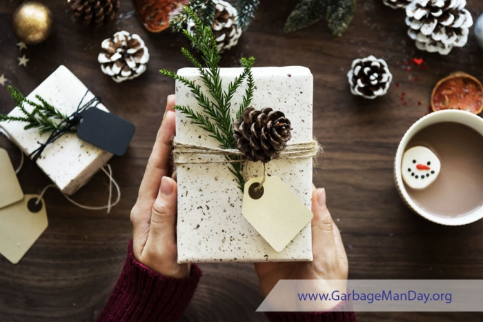 Happy Holidays from National Garbage Man Day | GarbageManDay.org