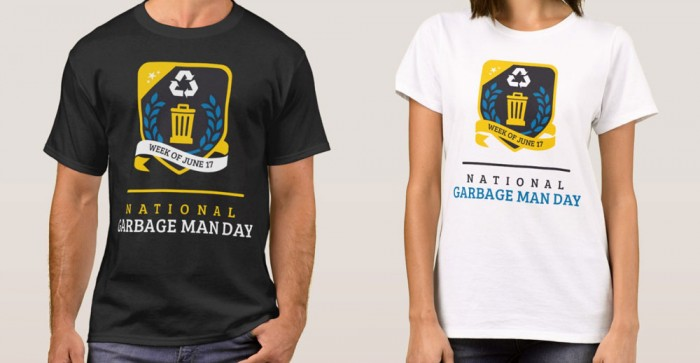 Win FREE National Garbage Man Day Shirts for Your Entire Company!