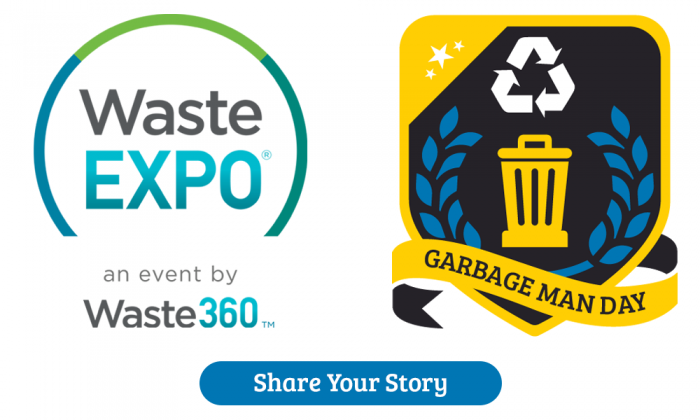 Show Your Support for National Garbage Man Day at WasteExpo