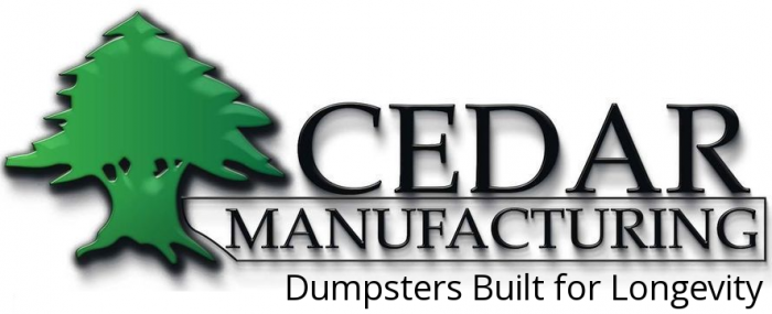 Cedar Manufacturing | National Garbage Man Day Sponsor