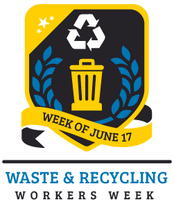 Waste & Recycling Workers Week