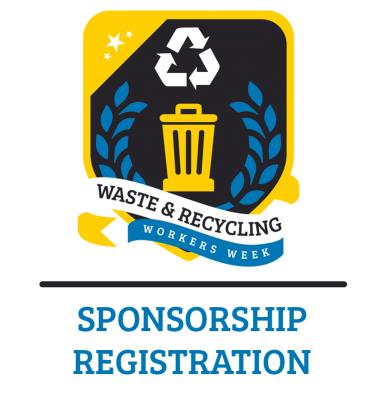 Waste & Recycling Workers Week Sponsorship Registration