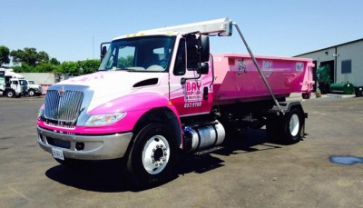 Breast Cancer Awareness - Bay Disposal & Recycling - Waste and Recycling Workers Week
