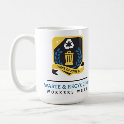 Mug - Waste and Recycling Workers Week